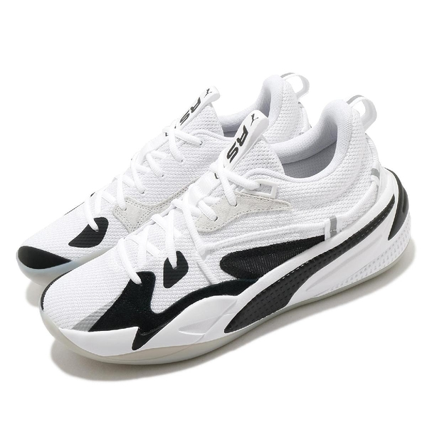 Puma 籃球鞋 RS-Dreamer J.Cole 白 黑 明星代言 男鞋 避震【ACS】 19399001