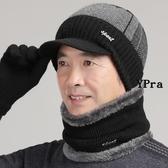 【YPRA】針織毛帽 毛線帽子 針織 鴨舌帽