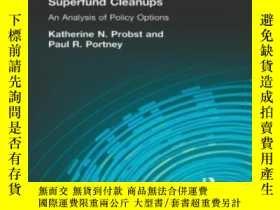 二手書博民逛書店Assigning罕見Liability For Superfund Cleanups: An Analysis
