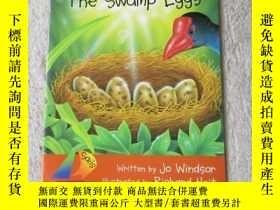 二手書博民逛書店The罕見Swamp Eggs(Sails Year 1)Y21