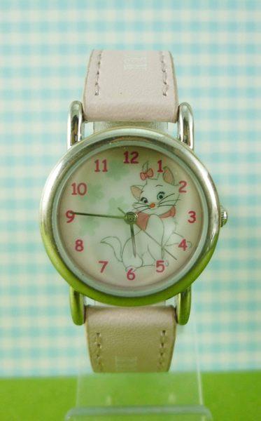 【震撼精品百貨】The Aristocats Marie 迪士尼瑪莉貓~手錶~粉