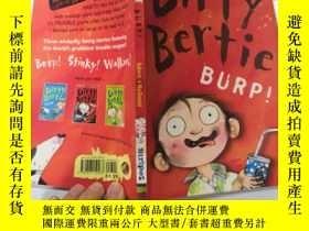 二手書博民逛書店dirty罕見bertie .骯臟的伯蒂Y200392