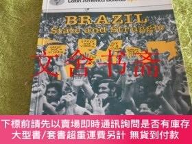 二手書博民逛書店BRAZIL罕見State and Struggle 英文原版Y21030 Latin Amerca Bur