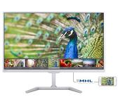 PHILIPS 276E7QDSW 27吋 (16:9 白色) 寬螢幕顯示器【刷卡分期價】