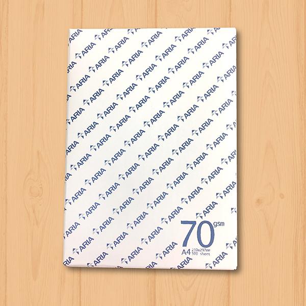 新品現貨 aria A4 影印紙70磅 一包500張