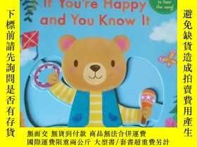 二手書博民逛書店LF罕見YOU RE HAPPY AND YOU KNOW LTY319416 LF YOU RE HAPPY