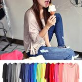 #短袖T恤#多色#韓版百搭款莫代爾寬鬆T恤短袖上衣