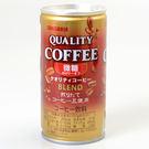 日本【Quality】微糖咖啡 185g(賞味期限:2018.06.24)
