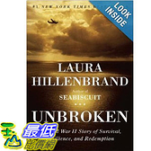 【103玉山網】 2014 美國銷書榜單 Unbroken: A World War II Story of Survival, Resilience, and Redemption  $908