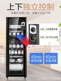 CANBO/康寶 ZTP380H-1消毒櫃家用立式廚房碗櫃商用雙門大容量碗筷   (圖拉斯)