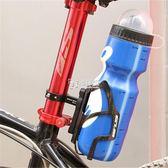 腳踏車水壺架 GUB裝備配件水壺架轉換座車架坐管30.9-33.9口徑拓展架通用 卡菲婭