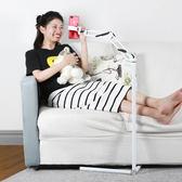 懶人手機支架直播床頭通用看電視蘋果華爲架子床上用落地神器wy【快速出貨限時八折】