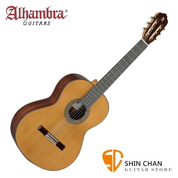Alhambra 阿罕布拉 S5P 單板古典吉他 西班牙製 附古典吉他硬盒【西班牙古典吉他】