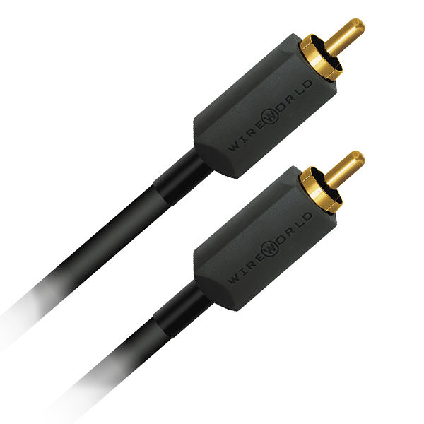 WIREWORLD TERRA 7 Subwoofer cables 重低音訊號線 - 6.0M