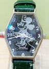 【震撼精品百貨】米奇/米妮_Micky Mouse~日本迪士尼限量米奇手錶-綠#50101