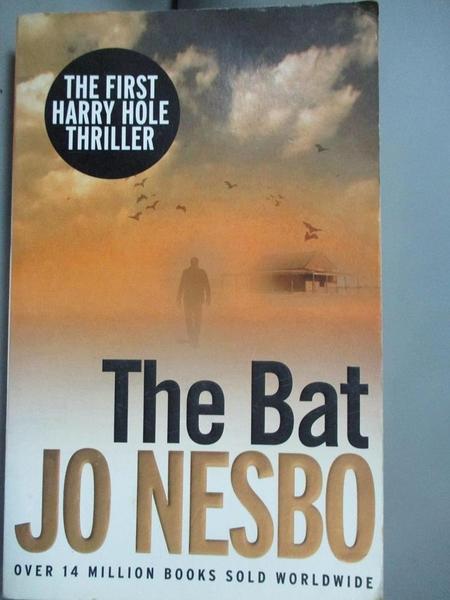 【書寶二手書T9/原文小說_FQK】The Bat_Jo Nesbo