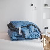 水洗棉被子被芯單人雙人冬被棉被冬季加厚保暖被褥【Kacey Devlin】