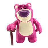 Disney迪士尼 千值練 POLYGO系列 玩具總動員 Lotso 熊抱哥 022