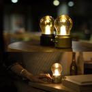 復古造型 燈泡造型 夜燈 英倫風 燈泡燈...