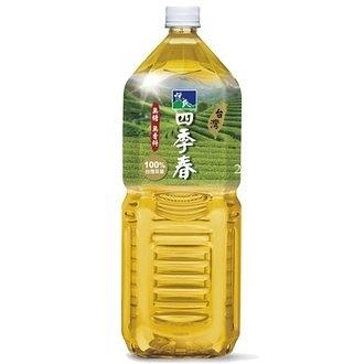 悅氏礦泉茶品四季春2000ml【康鄰超市】