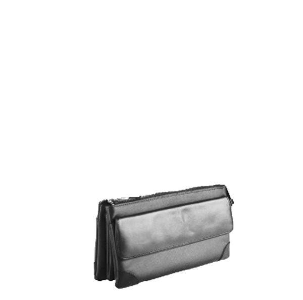 三層萬用包(小)黑色