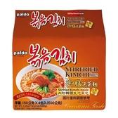 【美佐子MISAKO】日韓食材系列-Paldo 八道 御膳泡菜麵 150g*4p
