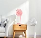 空氣循環扇 日本靜音電風扇臺式家用 落地小型立式遙控空氣迴圈扇 晟鵬國際貿易