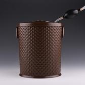 茶桶茶渣桶功夫茶具排水桶茶水桶茶具配件茶葉桶帶蓋小垃圾廢水桶jy【全館免運】
