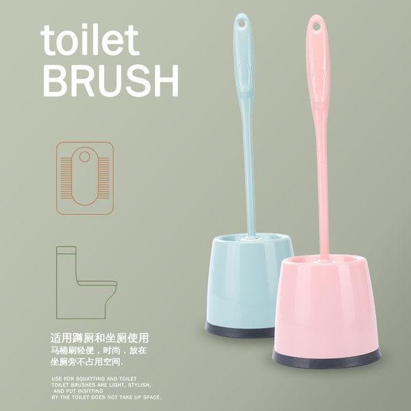 坐便器清潔刷子長柄廁所刷衛生間潔廁刷無死角馬桶刷套裝