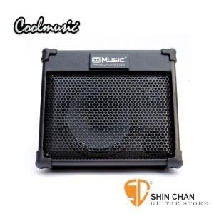 Coolmusic 街頭藝人 BP-20S 可充電多功能民謠吉他音箱 藍芽音樂撥放功能【BP20S】