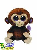 [104美國直購] Ty 毛絨玩具 椰子猴 猴子 Ty Beanie Boos - Coconut - Monkey
