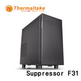 Thermaltake 曜越 Suppressor F31 ATX (2大6小) 中直立式機殼
