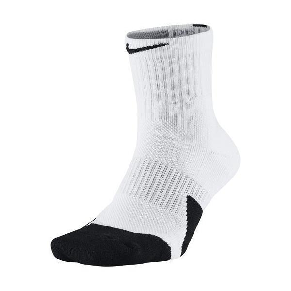 【iSport愛運動】Nike DRY ELITE MID-1.5 菁英氣墊長襪一雙 SX5594100 白色