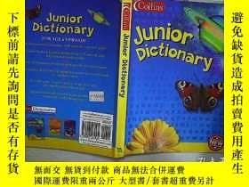 二手書博民逛書店Collins罕見Junior DictionaryY20300