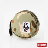 CHUMS  Eco 圓形零錢包自然BB 迷彩CH600854Z097
