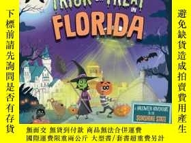 二手書博民逛書店Trick罕見or Treat in Florida: A Ha