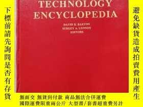 二手書博民逛書店radar罕見technology encyclogy ency