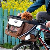 寵物 Petcomer派客瑪 寵物外出包 貓狗自行車包籃 寵物旅行包『快速出貨』YTL