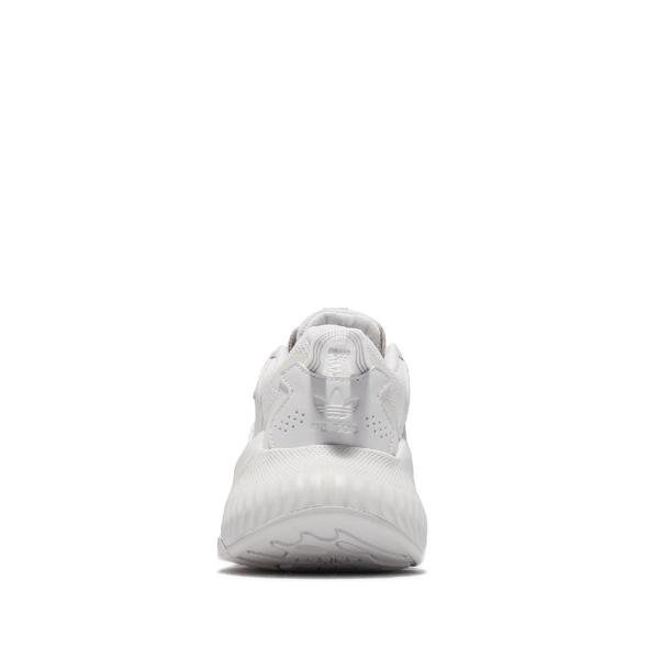adidas 休閒鞋 Hi-Tail 白 灰 愛迪達 三葉草 復古 運動鞋 男鞋 【ACS】 H69041