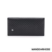 MANDE RHODE - 巴弗洛 - 質感真皮訂製編織長夾 - 86348-C