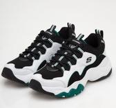 SKECHERS系列-D'LITES 3.0 男款多色系復古厚底休閒鞋-NO.999878WGRN