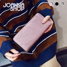 長夾 馬德里珠光皮革大容量長夾-Joan...