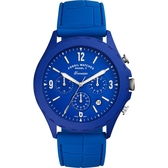 FOSSIL Forrester 限量陶瓷計時時尚手錶-46mm LE1098