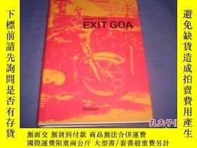 二手書博民逛書店Exit罕見Goa: Roman (German Edition)Y14635 Michael Leon 外文