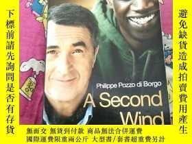 二手書博民逛書店A罕見Second Wind【英文原版】Y270305 Phil