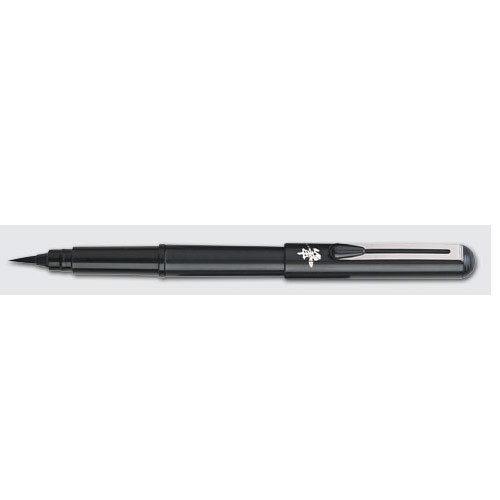 Pentel  飛龍  GFKP3-A   攜帶型卡式毛筆    /   支
