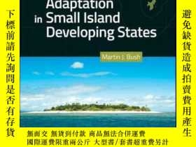 二手書博民逛書店Climate罕見Change Adaptation in Small Island Developing Sta