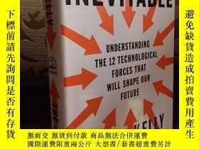 二手書博民逛書店The罕見Inevitable by Kevin Kelly -