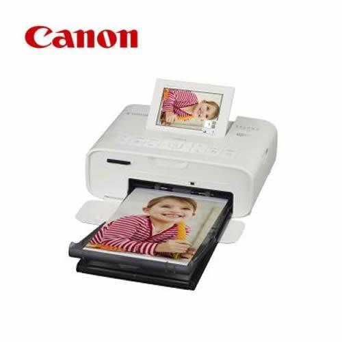 CANON Selphy CP1300時光相印機  白