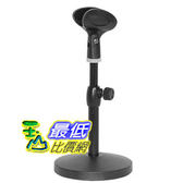 [104東京直購] KC desktop microphone stand black MDS-1500/BK 桌上型 麥克風架_U3